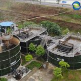 GFS municpal/Domestic/Agricaltural/Industrial WWTP treatment tanks