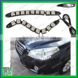 high quality hot sale low power consumption led strip light with CE rohs for toyota corolla