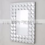 Plastic Mirror Frame Factory Supply Wall Mirror Decorative