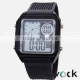 Big Men Square Quartz Digital Designer Watches