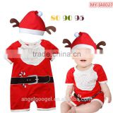 wholesale Babys' Christmas Baby Romper set MY-IA0027