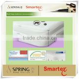 anti dust mite bamboo mattress cover