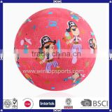 Promotion Gift Optional OEM Rubber Basketball Customized Wholesale for Kids