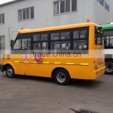 shao lin 8M primary school bus 3+2 seats with folded seats