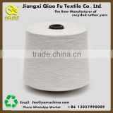 CVC TC polyester Blended cotton bleached cotton waste