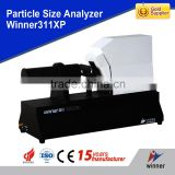 winner 311XP Spray water laser particle size analysis sieve equipment for fire fighting system