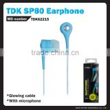 TDK SP80 Active In-ear earphone headphone, earphone headphone, industrial noise cancelling headphones