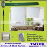 TAIYITO zigbee domotica smart home automation system/shower curtain/curtain accessory/curtain design