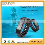 Top sale cheap OLED Touch Screen multifuction Sports & Fitness tracker pedometer sleep analysis Smart wirstband