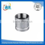 made in china casting ss 316 female pipe socket                                                                                                         Supplier's Choice