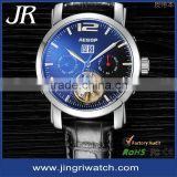 2015 vogue customized japan automatic watch low price men watch automatic mechanical watch