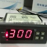 300 C High Temperature Oven Thermostat Electronic High Accuracy Digital Display Microcomputer Temperature Controller WK-020H