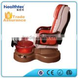Fiberglass basin spa pedicure children hair salon equipment