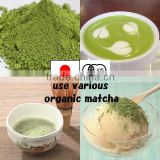 Premium and Traditional plant extract Kyoto-producing organic Uji Matcha with Multi-functional made in Japan