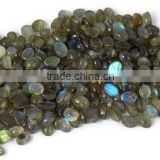 AAA Beautiful Natural Labradorite Cabs Oval Shape 6X8mm Loose Gemstone Beads Bead Cabochon Beads