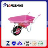 2015 China Manufacturer Competitive Price Construction Wheel Barrow Durable Wheel Barrow