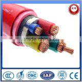Xinhui pure copper conductor rubber insulation silicone rubber sheath industry power cable