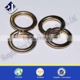 retaining washer yellow zinc plated