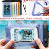 PVC Waterproof Phone Case Underwater Phone Bag,Cell Phone Dry Bag