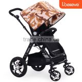 Unique Design Heated Mother Baby Stroller Travel Bike