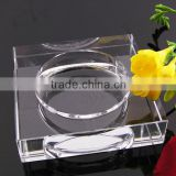 k9 crystal glass ashtray for home decoration                                                                         Quality Choice