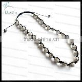 Wholesale tresor paris Shamballa necklace