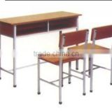 2015 High Quality School Furniture Classs Room Bench Desk And Chair