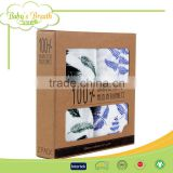 MS-39 twin full queen king size knitted cotton muslin blanket factory outlet                                                                                                         Supplier's Choice