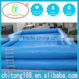 Inflatable Deep Swimming Pool Float For sale