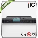 ITC MPT60 Series 60W to 240W Programmable Built-in MP3 Home Audio Amplifier with Weekly Timer