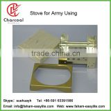 HongQiang High Quality Hexamine Solid Fuel And Mini Army Camping Stove