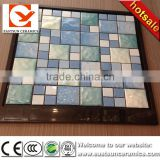 300x300 non-slip glazed blue mosaic swimming pool ceramic tiles                                                                         Quality Choice