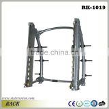 New Genuine Power Cage Squat Weight Lifting Machine Bench Rack gym