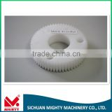 small plastic pinion gear for electric motor plastic toy gears