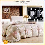 2016 New luxury home sense bedding China supplier comfortable 90% duck down duvet set