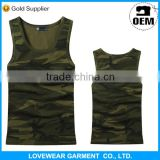 Professional factory cheap price high quality customized OEM service export printed tank top