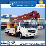 High Quality 18 metres tail lift high-altitude operation truck distribution