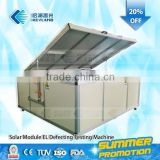 High cost-effective solar panel machine