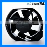 172X51mm Cooling Fan Steel Blade 115V AC FAN / DC FAN/ cooling fan motor/ high temperature axial exhaust fan