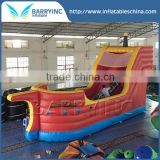 Children play equipment amusement rides pirate ship for sale , inflatable pirate ship bouncer