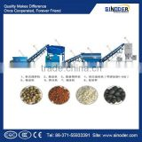 Fertilizer machine/manure fertilizer pellet machine/ Dregs bio-organic fertilizer equipment used in farming, industries