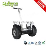 2016 Easy-go 19inch self balancing Electroplate Design Electric Scooter With Smart Balance Wheel