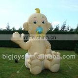 inflatable baby,kids cartoon character products