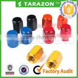 China made aluminum alloy valve stem caps for KTM dirt bike