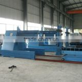 10 Tons Hydraulic Uncoiler Machine with Press Arm and Coil Car