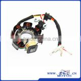 SCL-2013011102 Motorcycle Magnetic coil for YAMA HA JY110 Crypton motorcycle engine parts