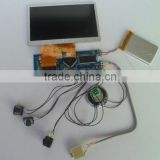 "4.3"" TFT video greeting card module/video module/video display card module/video card module"