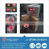 2015 Gold silver aluminum copper melting induction furnace for sale