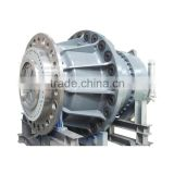 High torque speed increase planetary gearbox