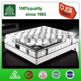 A2057 king size vacuum packed pocket spring memory foam bed mattress home and hotel mattress